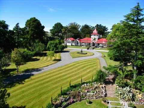Лучший отель в Хоукс-Бэй (Новая Зеландия) и главные винные хозяйства Северного острова!