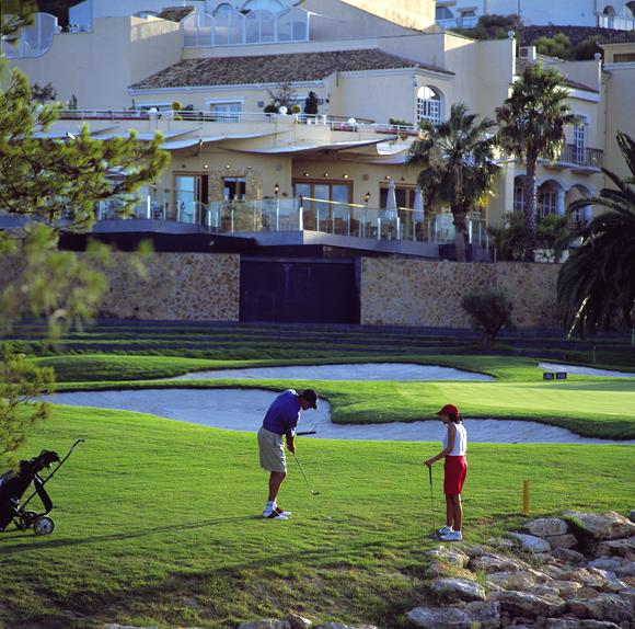гольф в La Manga Club