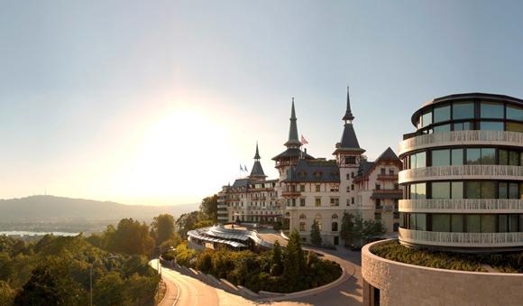 В Цюрихе появился первый ресторан с двумя звездами Мишлен!