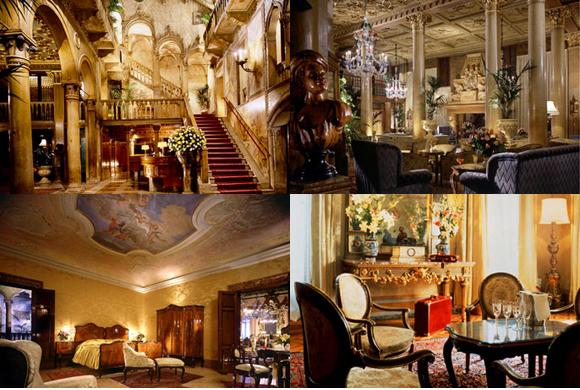 Лучшие отели Венеции