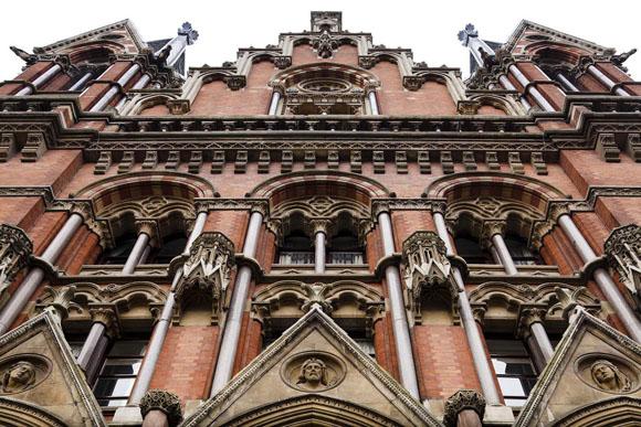 В Лондоне откроется отреставрированный исторический отель