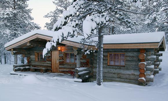 Новый год в снежной иглу в Лапландии. Мой план