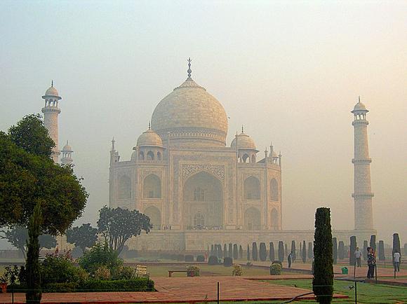 Тадж Махал, Агра