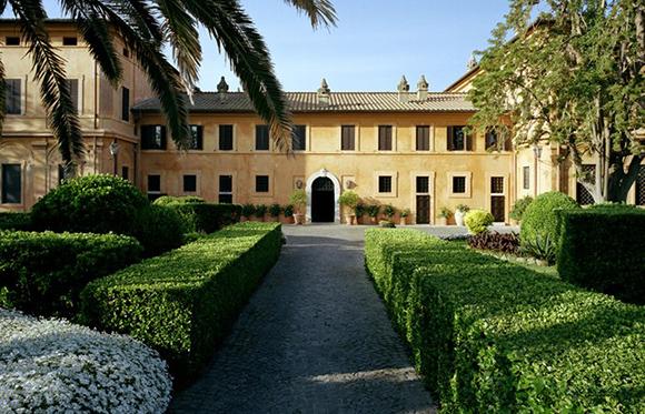 отель La Posta Vecchia