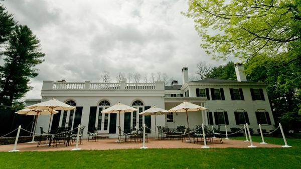 Cамые-самые американские бутик-отели. Продолжение. Отель Home Hill Inn, Plainfield, New Hampshire