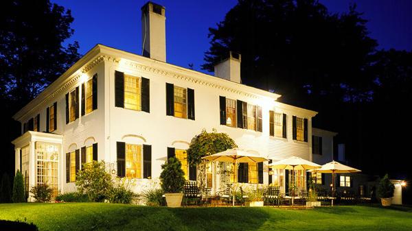 Home Hill Inn отель в США