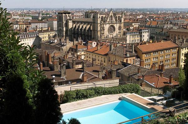 Лучшие французские отели на «Дороге Солнца». Рейтинг от LuxuryTravelBlog.Ru. Часть 2: Лион и его окрестности