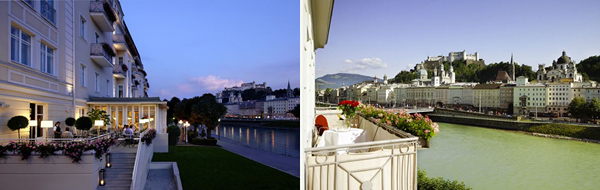 отель Sacher Salzburg
