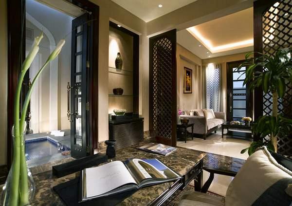 Al Areen Palace_royal_pool