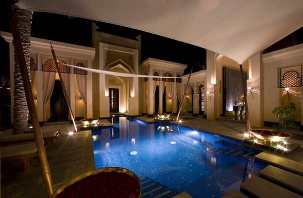 Al Areen Palace_royal_pool