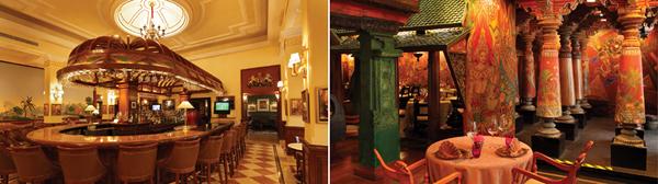 Рестораны отеля The Imperial
