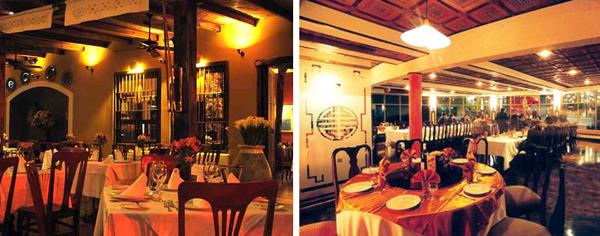 Restaurant Huaca Pucllana