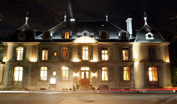 Restaurant Hotel du Parc des Eaux-Vives