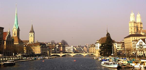 Швейцария: часы, отели, рестораны