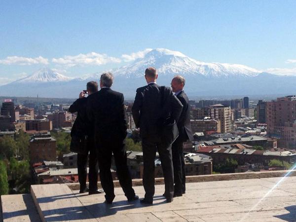 Мой Ереван, или Любить по-армянски