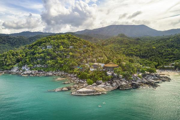 Дом вдали от дома: райский семейный оазис на Пангане