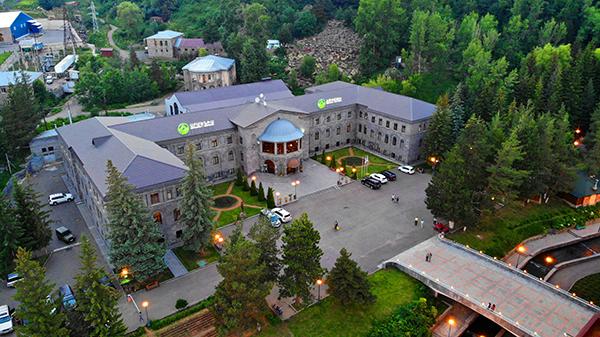 Оздоровительные отели Армении: от Еревана до Джермука